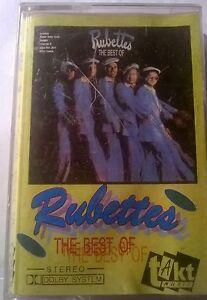 RUBETTES - THE BEST OF (1999) RARE DELETED POLISH TAPE - Chorzów, Polska - Zwroty są przyjmowane - Chorzów, Polska