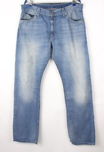 Levi's Strauss & Co Hommes 506 Jeans Jambe Droite Taille W38 L34 BBZ422