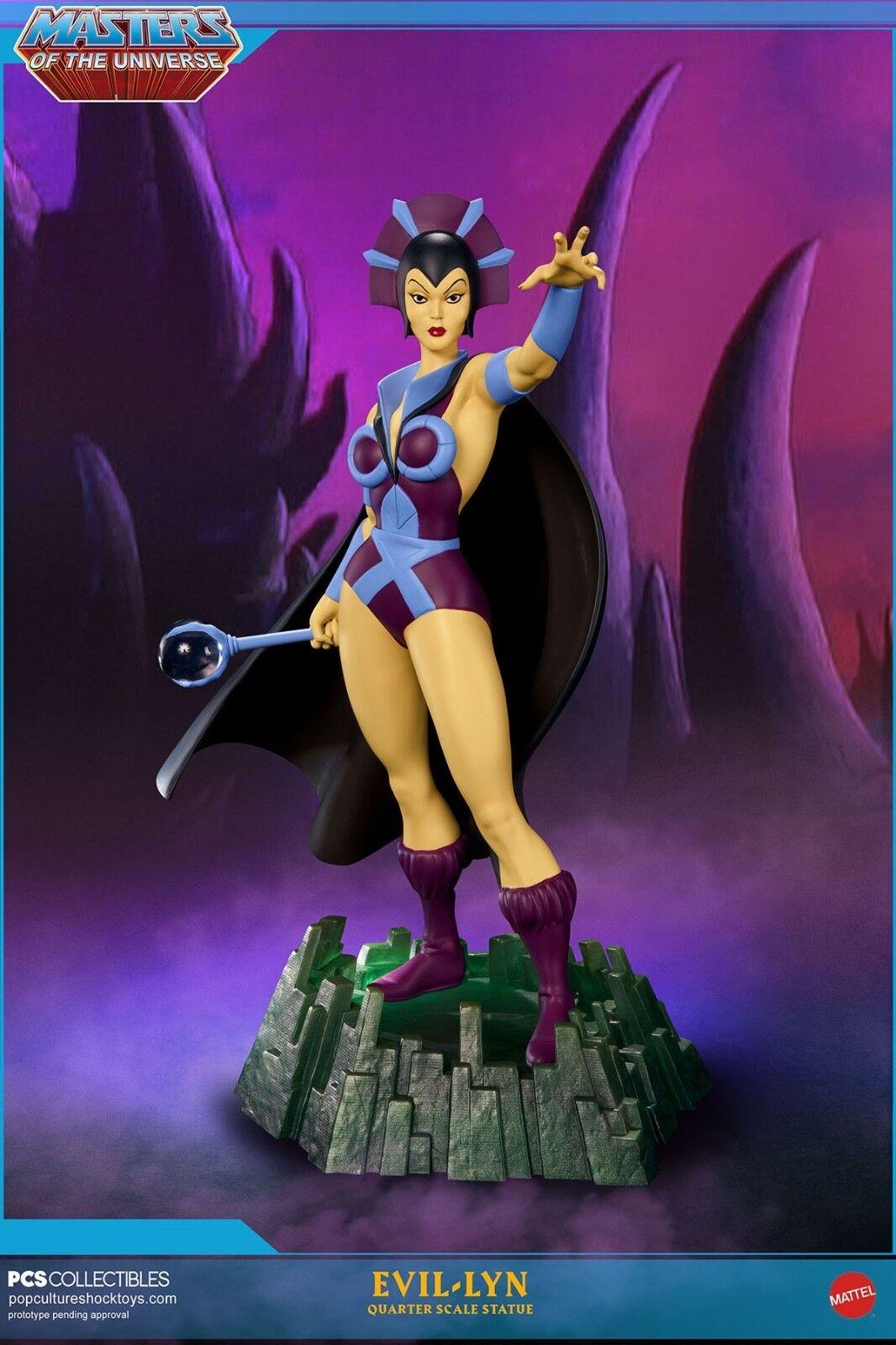 Masters Of The Universe    Evil-Lyn 1 4 Scale Statue Pop Culture Shock Sammler d189b2