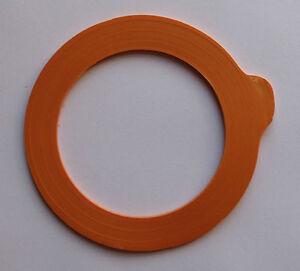 Kilner jar replacement rubber seals