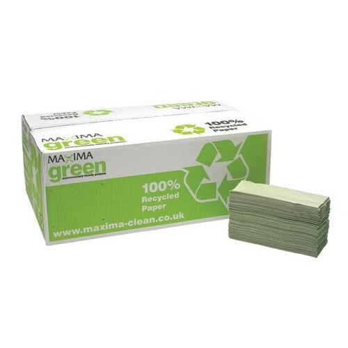 ukb667 2520 total Maxima c-fold vert serviette à main