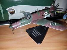 Dornier Do 335 Pfeil Smithsonian Scala 1:72 Die Cast - Oxford Aviation - Nuovo