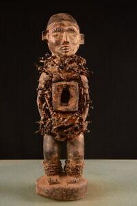 8050-Africain-Vieux-Bakongo-Figurine-Dr-Du-Congo-Afrique