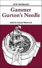 Gammer Gurton's Needle (New Mermaids), Charles Whitworth, Good Book