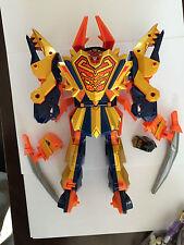 Power rangers super Samurai Clawzord 100% complete megazord