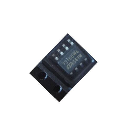 50 PCS M95160 M95160-WMN6T ST IC EEPROM 16KBIT 10MHZ 8SOIC NEW
