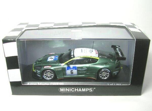 Aston Martin DBRS 9 No. 6 24h ADAC Nürburgring 2008