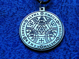 Enochian angel magic amulet alpha and omega agla tetragrammaton enochian angel amuleto magico alfa y el omega mozeypictures