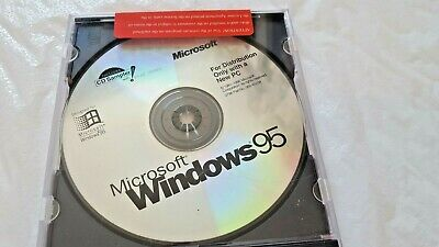 Windows 95 operating system download