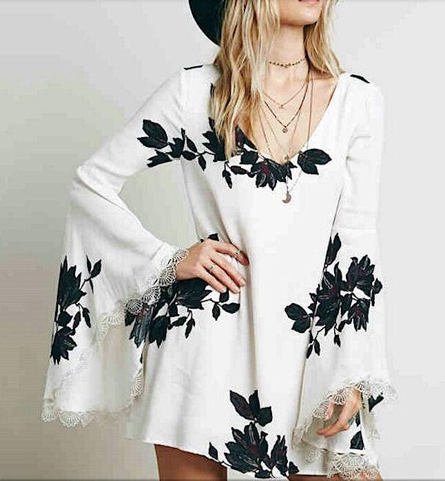 Vestito Autunno Mini Dress Tunic Woman Autumn Dress 110054 P