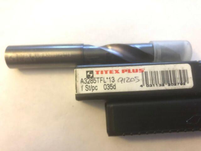 Stub Screw Machine 10pcs 3.5mm Cobalt M42 TiN Straight Shank Drills YG1