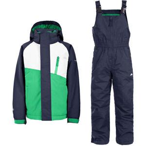 647bf7a8f Trespass Crawley Boys Kids Ski Suit