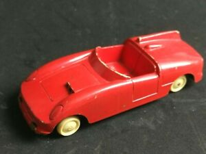 INGAP FERRARI SPIDER LATTA PLASTICA tin toy vintage no schuco pocher marchesini