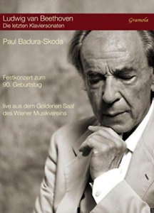 Badura-Skoda-Paul-Die-Letzten-Klaviersonaten-German-Import-DVD-NUOVO