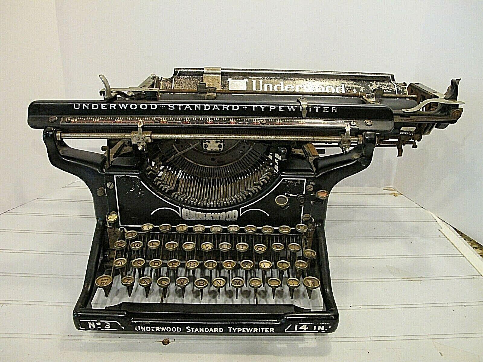 Rare Vintage Smith Corona SL 480 Model 5A Typewriter