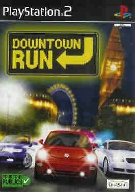 1 of 1 - Downtown Run (Sony PlayStation 2, 2003)