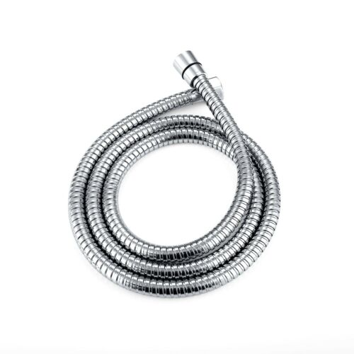 """4.4/""""High Pressure 3-Function Shower Head with Stainless Steel Hose Bracket Kit"""