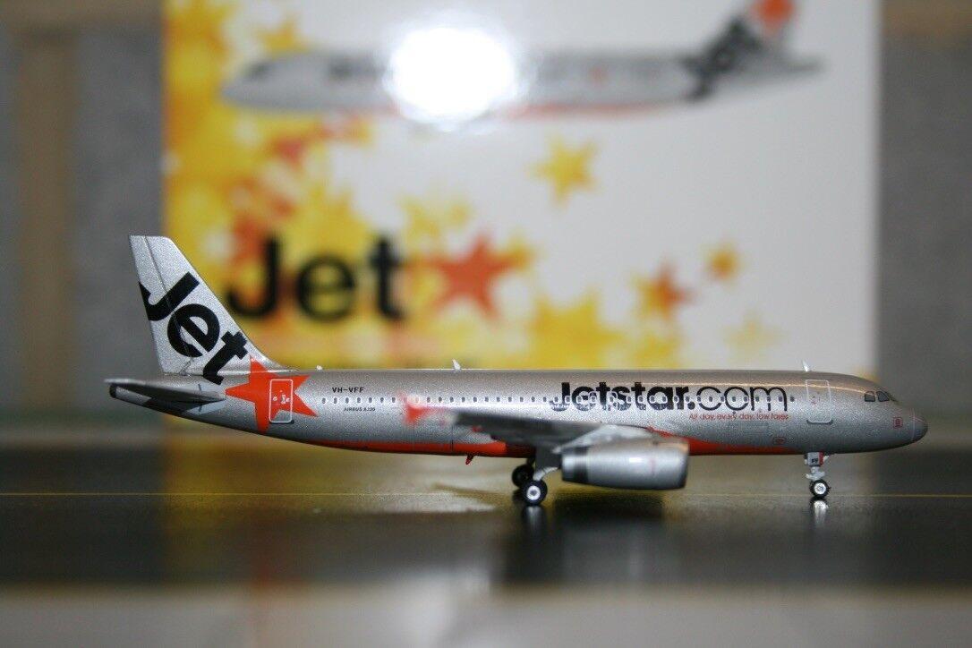 Phoenix 1 400 jetstar airbus a320-200 vh-vff (ph11054) sterben mit modellflugzeug