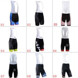 New-Mens-Sports-Riding-Bicycle-Cycling-Bib-Shorts-3D-Pad-Man-Outdoor-Short-Pants