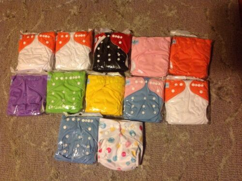 Smart snugs pocket diapers cloth diapers
