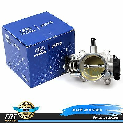 Throttle Body for 02-03 Hyundai Elantra 2.0L 35100-23500