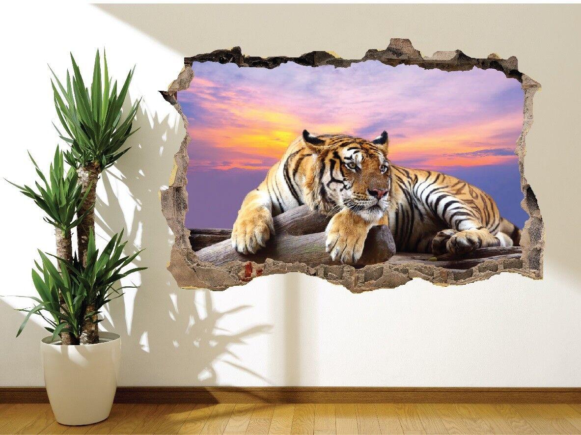 Autocollant Mural Tigre Réfrigération At Dusk Nature Faune Faune Faune Photo (23869521) | Les Produits Sont Vendus Sans Prescription Mode Et Forfaits Attractifs  0a0b71
