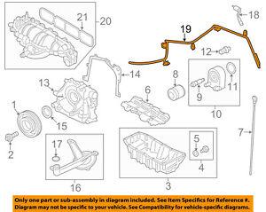 FORD OEM 13-14 Fusion Engine Parts-Wire DG9Z6B018J | eBayeBay