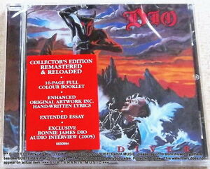 Image is loading DIO-Holy-Diver-Collector-039-s-Edition-Remastered-