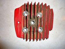 Honda 1981 80-81 CR 80 R Cylinder Head