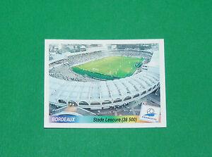 N-12-STADE-LESCURE-BORDEAUX-PANINI-FOOTBALL-FRANCE-98-1998-COUPE-MONDE-WM-WC