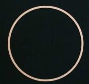 klöppeln Klöppelrahmen Rahmen Holz Holzrahmen Ring Kreis rund 6cm