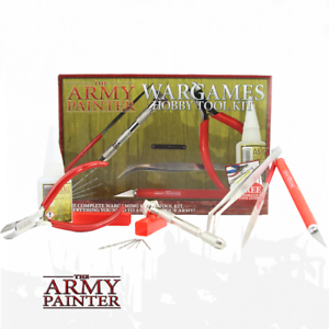 Tool - Wargamers Hobby Tool Kit (box) - The Army Painter