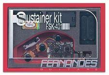Brand New FERNANDES Sustainer Kit FSK-401 Sustainer System Set