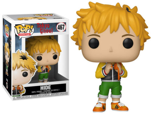 FUNKO POP HIDE POP #467 ON HAND SHIPS TODAY TOKYO GHOUL ANIMATION