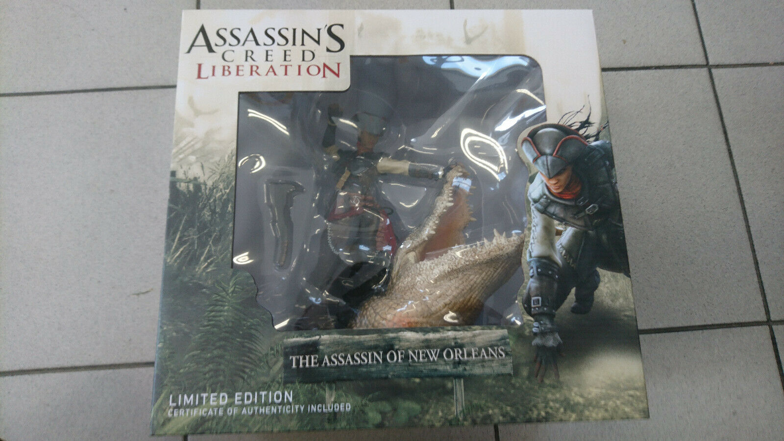 Assassin's Creed Liberation Aveline The Assassin of New Orleans NUMBErot
