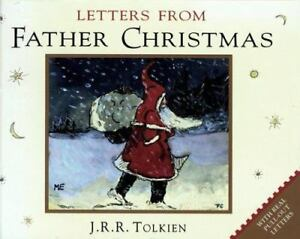 Father Christmas Letters Tolkien.Letters From Father Christmas By J R R Tolkien 1995 Hardcover