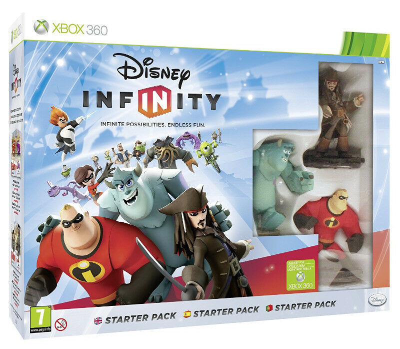 Xbox 360 Disney Infinity - Starter Pack