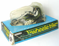 1971 Aurora 1/32 1:32 Slot Car Motorcycle CHOPPER CHARIOT WHEELIE TRIKE 3358 MIB