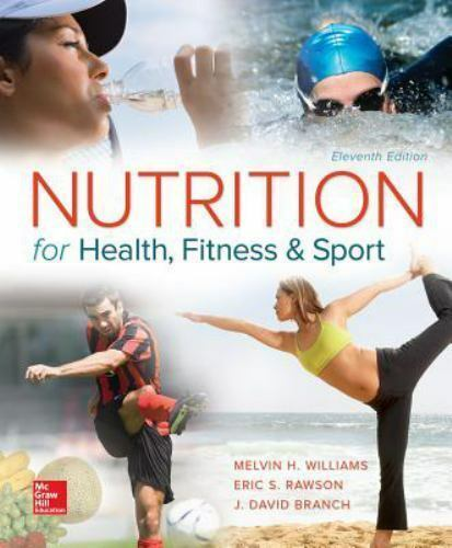 Branch, David : Nutrition for Health, Fitness and Sport 1