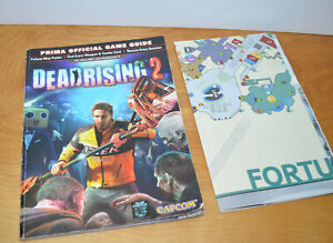 DEAD RISING 2 Official Video Game Strategy Guide Prima PC XBOX 360 Playstation 3