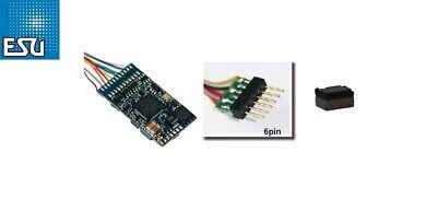 "ESU 58810 LokSound micro V5.0 /""Universalgeräusch Programmieren/"" 8-pol OVP NEU"