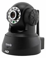 Tenvis Jpt3815w-hd Wireless Surveillance Ip/network Security Camera Night Vision