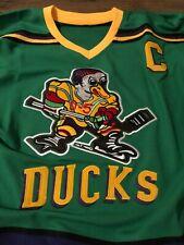 Herren-Sweatshirts Atmungsaktives Langarm-T-Shirt Charlie Conway # 96 Mighty Ducks Eishockey-Trikot NBJBK Hockey-Trikot