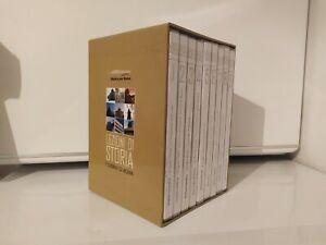 Cofanetto 9 dvd - Lezioni di storia - I giorni di roma - Il messaggero - Nuovi
