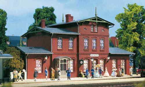 AUHAGEN 14467 stazione ferroviaria Lviv N Nuovo//Scatola Originale