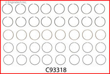Enginetech M400110-040 Engine Piston Ring Set