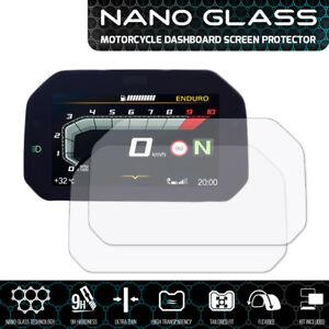 BMW-R1250GS-2018-Connectivity-NANO-GLASS-Dashboard-Screen-Protector-x-2