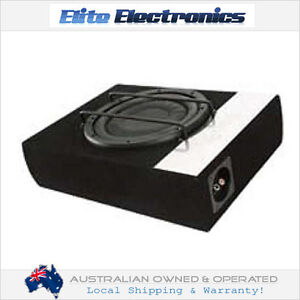 AERPRO-E10F-10-250W-SLIM-PROFILE-UTE-LOADED-ENCLOSURE-SUBWOOFER-BOX-SUB-CAR