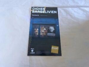 Didier-Bailey-Disenador-de-Chansons-Plv-Display-14-X-25CM