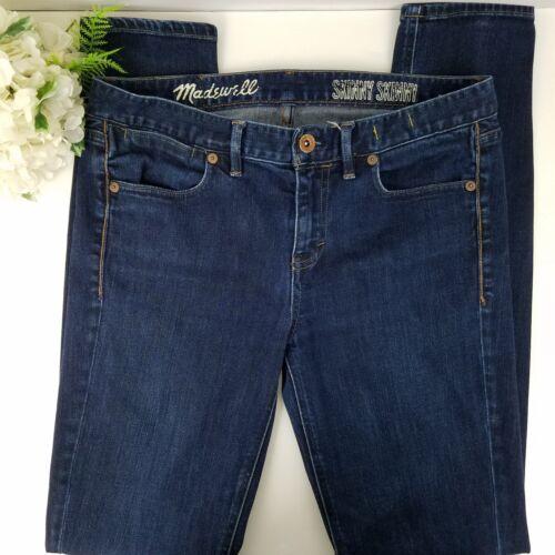 X 28 Jeans taille slim Madewell femmes pour fonc 32 bleu cWWY7Cq